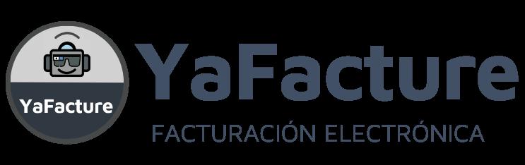 Facturación Electrónica CFDI Ya Facture YaFacture